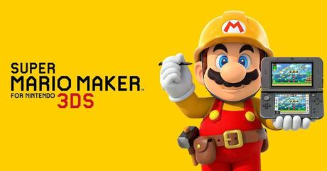 Nuevo vídeo de Super Mario Maker for Nintendo 3DS