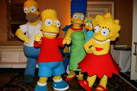 Los Simpson renuevan para su 30a temporada, un récord #TV #Series
