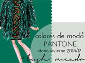 """Colores moda otoño invierno: verde """"lush meadow"""""""