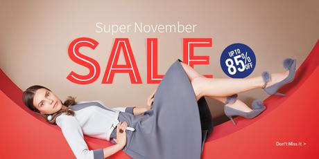 Black Friday o Super November