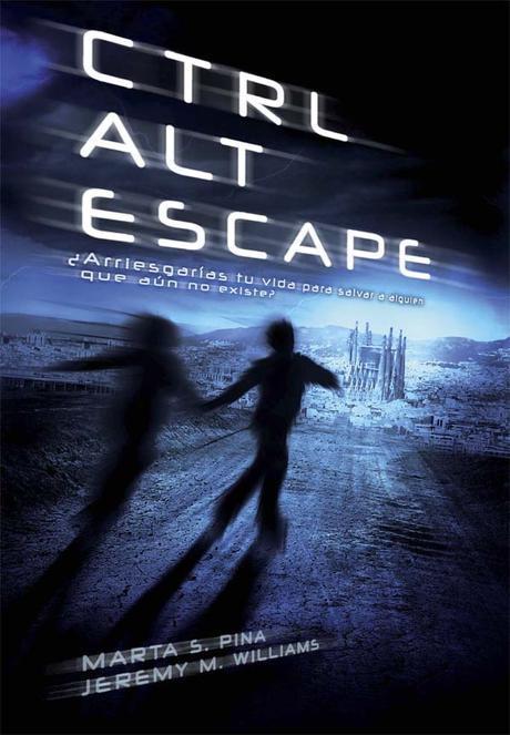 Reseña 211. Ctrl Alt Escape de Marta S. Pina y Jeremy M. Williams
