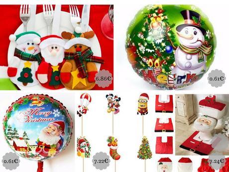 Decoracion navidad 2016 en aliexpress paperblog for Decoracion casa navidad 2016