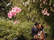 bucólica boda tonos rosa: Marga Carlos