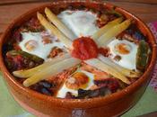 Huevos flamenca