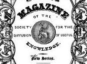 Curioseando 1834. 'Penny Magazine'.