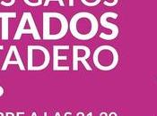 Cena solidaria para gatos rescatados Matadero. Noviembre