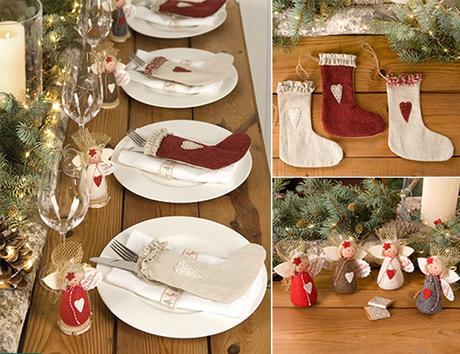 Bodas en navidad paperblog - Mesa de navidad elegante ...