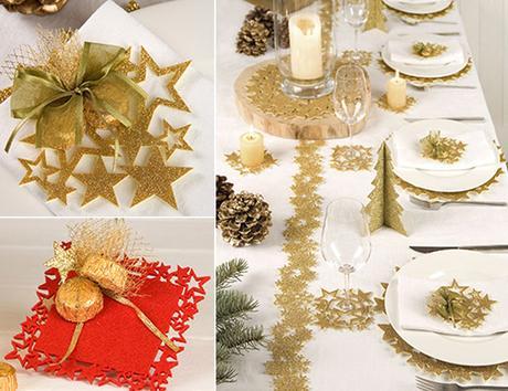 Bodas en navidad paperblog - Adornos mesa navidad ...