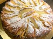 Pastel mascarpone manzana