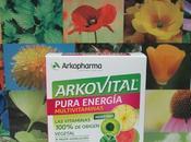 """Pura Energía Multivitaminas """"ArkoVital"""" (Arkopharma)"""