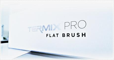 Review del cepillo alisador Pro Flat Brush de Termix