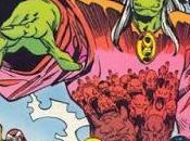 Guía lectura eternos maxiserie eternos: cagada Simonson