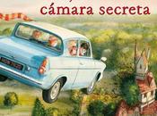 Portada español Harry Potter cámara secreta