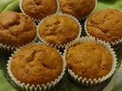 Muffins bananes kaki banana persimmon muffins caqui مافن الموز التين الكاكي