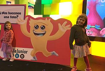 Sala de cine con tobog n conoce la sala junior del cc for Sala junior islazul