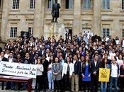 Jóvenes colombianos apuntan reconciliación nacional