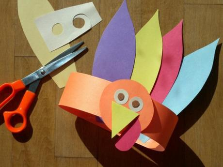thanksgiving-hat-crafts-for-preschoolers