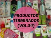 Productos Terminados (Vol.34)