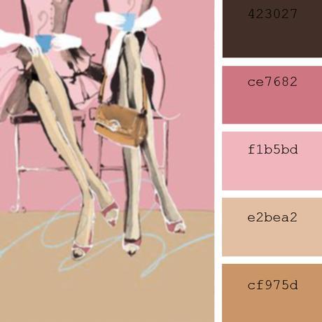 Colores PANTONE: beige