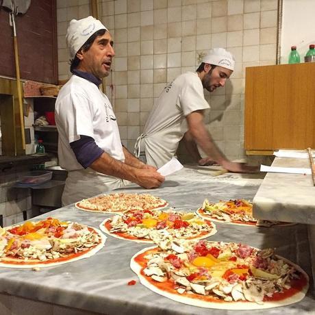 Semana de la cocina italiana en el mundo primera edici n - Mundo cocinas vigo ...