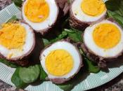 Filete ternera rellenos huevo Rollitos jamón huevos Involtini vitello prosciutto uovo