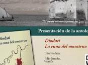 "Presentación Antología ""Diodati: cuna monstruo"""