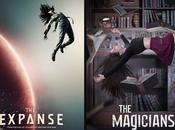 Fechas estreno tráilers para segunda temporada 'The Expanse' Magicians'.