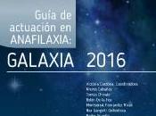GALAXIA: Guía española sobre anafilaxia 2016