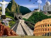 Maravillas Mundo Antiguo Moderno