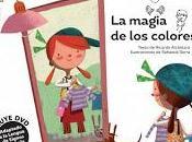 MAGIA COLORES Ricardo Alcántara Sebastià Serra