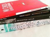 Wrap Resumiendo lecturas: Octubre