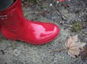Outfit: Ideas para Vestir Botas Agua Vestido