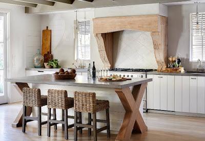 Cocinas en estilo rustico paperblog - Cocinas estilo rustico ...