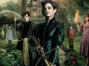 Miss Peregrine's Home Peculiar Children.