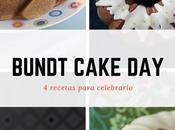 Bundt Cake recetas para celebrarlo