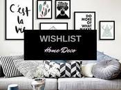 Wishlist home deco edition.