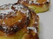 Caracolas gluten relleno mazapán calabaza