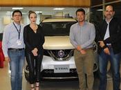 Grandes sorpresas brindó Nissan noches ¨After Office¨