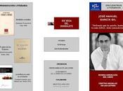 Encuentro Literario poeta José Manuel García