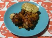 Pollo marinado Crock-Pot