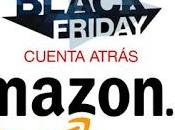 BLACK FRIDAY rompedor Amazon