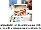Guarda discreción todos documentos puedan demostrar acoso laboral sufres