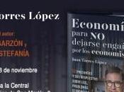 Presentación Madrid Economía para dejarse engañar economistas