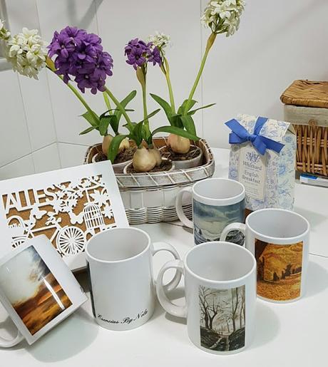 Ultima colección de Tazas By Nela........ Last collection of Tazas By Nela
