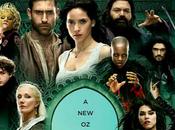 "Emerald City: Nuevo póster ""serie sobrenatural"" inspirada Mágico libro"