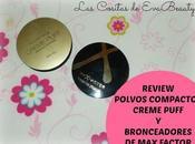 Review Polvos compactos Creme Puff Bronceador Factor