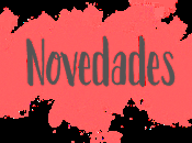 Novedades literarias!