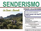 Ruta senderismo Cuevas Saceruela