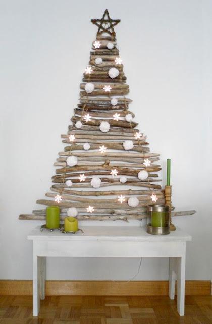 Rboles de navidad diferentes hay vida detr s del t pico - Arboles de navidad diferentes ...