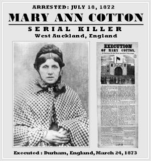 MARY ANN COTTON: LA ENVENENADORA DE DURHAM